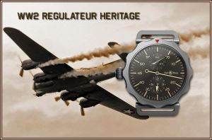 Ww2 Regulateur Heritage by kjc66