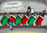 Happy Holidays 2012 by feerl