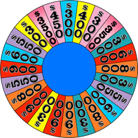 Roda a Roda intro wheel by wheelgenius