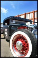 Tommy's Chop Shop Hot Rod by BehindADisguise