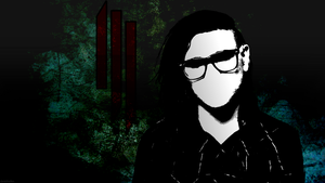 Skrillex Dark Wallpaper Part Two by daniel10alien