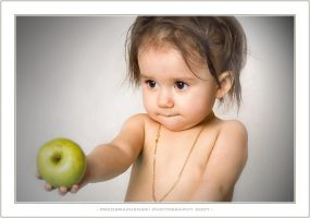 APPLE by Serrgeon