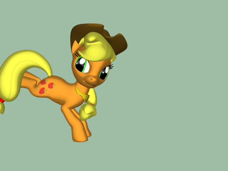 Applejack by pegasister-abby
