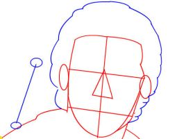 How to draw Sam Worthington Part 1 by SketchHeroes