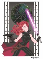 Mara Jade 2 Colors by BillMcKay