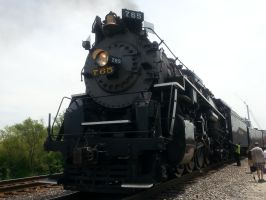 The Queen of the NKP by railguy365