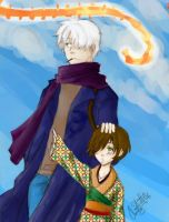 Mushishi by y-hime
