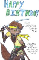 Birthday Ulrich by WhiteBlueWerecat