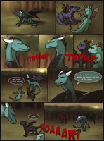 Savior pg. 1 by DragonOfIceAndFire