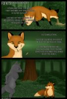 Forkits - Sheila's Backstory P3 by Fiidchell