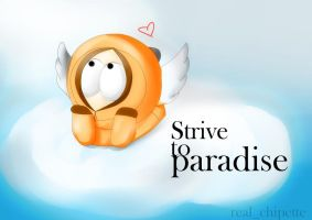 Strive to Paradise by Melissa013