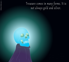There Are Many Kinds of Treasure by IAmTheUnison