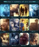 2014 Summary Art by Br0ps