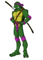Donatello by B-man-G-man