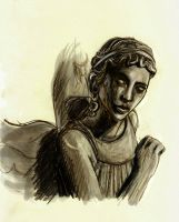 Weeping Angel by PatheticMortal