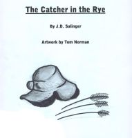 Catcher in the Rye Title Page by Tomicide644