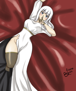 Mirajane Strauss the perfect woman by genezizpa
