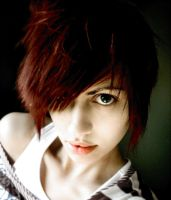 red hair beauty by el-terco