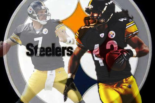 Steelers by annesterling