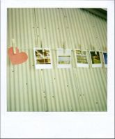 I Love Polaroids by paperdolldreams