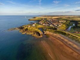 Seaton Sluice by scotto