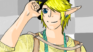 Hey! Mr simple Link by girloveslink