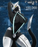 100,000 Hits by wsache007