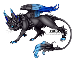 DemonSkylier: Skylier by AmaDoptables