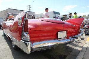 Red Fury Rear by KyleAndTheClassics