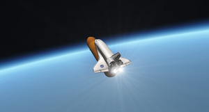 RTLS Abort - Limping Home by Eagle1Division