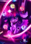 The Element of Magic [with SpeedPaint] by Wilvarin-Liadon