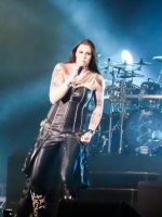 Nightwish a Lyon-1 by TontonAlias