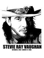 DSS No. 31 -Stevie Ray Vaughan by gothicathedral