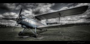 Antonov An-2... by PawelJG