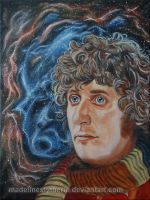 Fourth Doctor by MadelineSlytherin