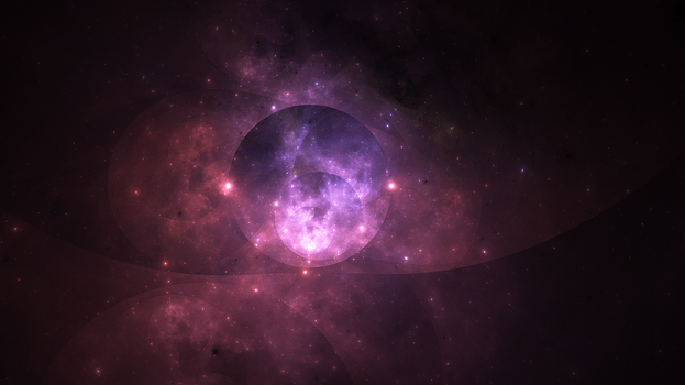 Circles of Orion AA by V4Ri3NT