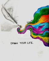 DRAW YOUR LIFE by Anamika-xx3