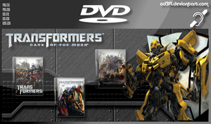 DVD - 2011 - Transformers Dark Of The Moon by od3f1