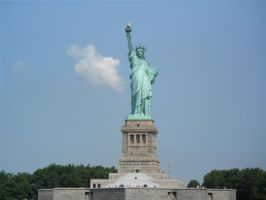 Statue of Liberty #1 by moramari