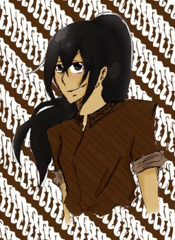 aph : oc Indonesia -colored- by tweenies2