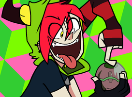 male Demencia/gender bender Demencia/Dementico by RichiLimpet