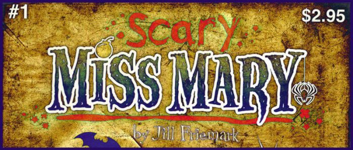 Scary Miss Mary by Adasey