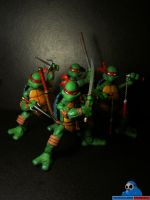 Turtles Forever by jokerjester-campos