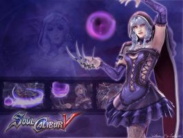 Wallpaper Soul Calibur V Viola by shirotsuki-hack