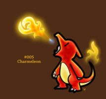 #005 - Charmeleon by FrostTechnology