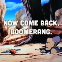 Boomerang by Leve726