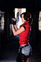 Claire Redfield by Rukiii