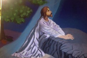Jesus by extrapoint