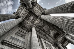 Pantheon III - Paris by ThomasHabets