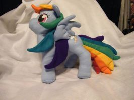 Rainbow Dash plush by AniPirates
